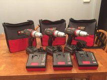 Porter Cable cordless lithium drills/drivers in Chicago, Illinois