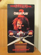VHS Movie - Child's Play 2 in Cherry Point, North Carolina