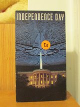 VHS Movie - Independence Day in Camp Lejeune, North Carolina