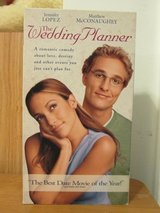 VHS Movie -  The Wedding Planner in Camp Lejeune, North Carolina