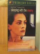 VHS Movie - Sleeping With The Enemy in Cherry Point, North Carolina