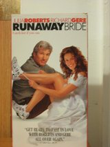 VHS Movie - Runaway Bride in Cherry Point, North Carolina