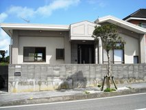 SINGLE HOUSE in Uruma City in Okinawa, Japan