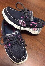 Sperry Girl's shoes, zise 9M in Okinawa, Japan