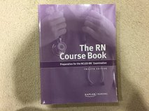 The RN Course Book for Kaplan College in Okinawa, Japan