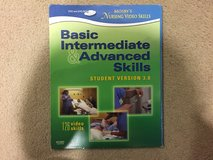 Basic, Intermediate, & Advance Nursing Skills CD-ROMs in Okinawa, Japan