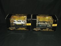 Die Cast Ford Thunderbolt Pontiac GTO American Muscle Cars Ltd Edition in Batavia, Illinois