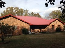 Metal Roofing in DeRidder, Louisiana