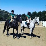 English Horseback Riding Lessons in Oceanside, California