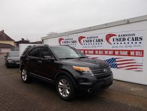 2011 Ford Explorer Limited 4WD in Ramstein, Germany