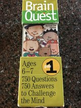 Brain Quest grade 1 (Ages 6-7) in Bartlett, Illinois