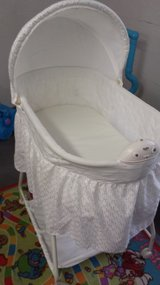 Bassinet , stroller, toys, bouncer, crib, and lots more! in Hinesville, Georgia