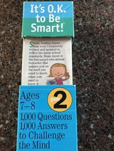 Brain Quest Ages 7-8 Grade 2 in Naperville, Illinois