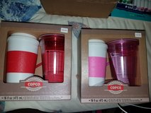 New coffee cup/cup box combo in Travis AFB, California