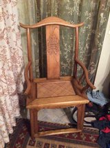 Chinese Emperor Chairs in Ramstein, Germany