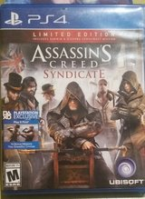 assassin creed syndicate ps4 in Beaufort, South Carolina