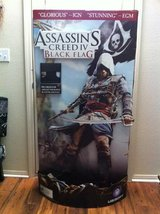 Assassin's Creed Standee in Camp Pendleton, California