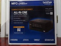 NEW BROTHER MFC-J480DW PRINTER COPIER SCANNER FAX ALL-IN-ONE in Travis AFB, California