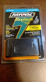 Rayovac Maximum Camcorder Batteries (T=12) in Fort Campbell, Kentucky