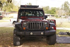 07 Jeep w/ upgrades in Jacksonville, Florida