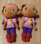 Disney Jr. Jack and the Neverland Pirates Izzy 12 inch Plush Doll in Naperville, Illinois