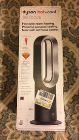 Dyson Cool+Heat Fan AM09 Reduced in Fort Campbell, Kentucky