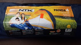 NTK Panda Tent in Fort Polk, Louisiana