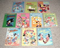 Vintage 80's Lot of 10 Disney Mickey Mouse Coloring Activity Dot-To-Dot Childrens Books $2 for All in Yorkville, Illinois