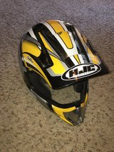 Dirt Bike Helmet (youth L/XL) in Houston, Texas