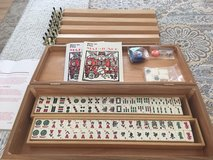 Chinese Mahjong Set in Cleveland, Texas