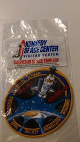 Kennedy space center patch in Warner Robins, Georgia