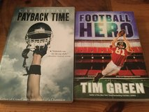Tween/Teen books - Football theme in Ramstein, Germany