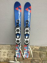 FUN INCLUDED! FISCHER Short Skis (including binding) in Ramstein, Germany
