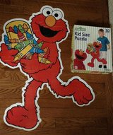 Elmo Kid Size puzzle in Aurora, Illinois