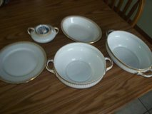 limoges china/france setting for 12 plus lots of extras in Morris, Illinois