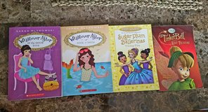 4 Girls Chapter Books in Fort Campbell, Kentucky