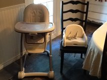 Graco Blossom 4-in-1 high chair in Conroe, Texas