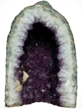 Brazilian Amethyst Cathedral Geode in Tinley Park, Illinois