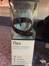 Flexbit Wireless Activity Wristband...Like New in Box! in Perry, Georgia