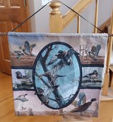 Tapestry - Authentic Phillip Crowe - wildlife duck geese - print in Elgin, Illinois