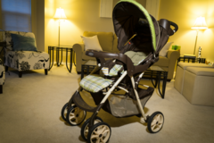 Graco Baby Stroller in Lockport, Illinois