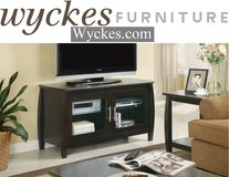 Brand new TV stand home entertainment center in San Diego, California