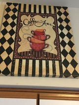 """Coffee Lover"" Painting in Morris, Illinois"
