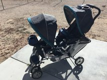 Graco duo Glider double stroller in Fort Irwin, California