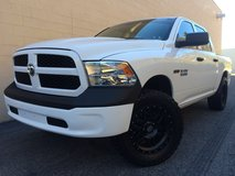2015 RAM ECO DIESEL LIFTED in Fort Irwin, California
