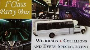 Party bus service in Bolingbrook, Illinois