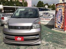 2002 Toyota Voxy - Front/Rear Camera - Low KMs - Power Slide - One Owner - WOW - $ave! in Okinawa, Japan
