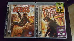 Rainbow Six Vegas 1&2 in Fort Irwin, California