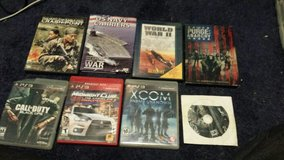 ps3 games and 4 movies in 29 Palms, California
