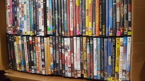 Tons of dvds in Warner Robins, Georgia